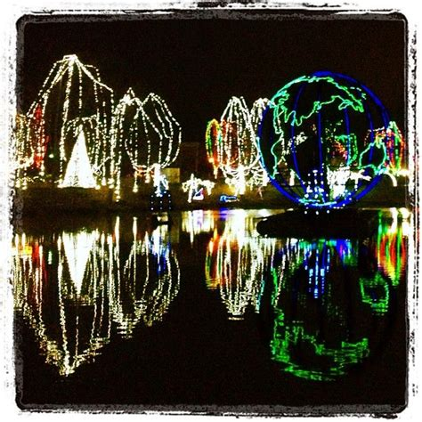 are there christmas lights at the cleveland zoo this year wildlights at columbus zoo aquarium ohio instagram photos ohiogram