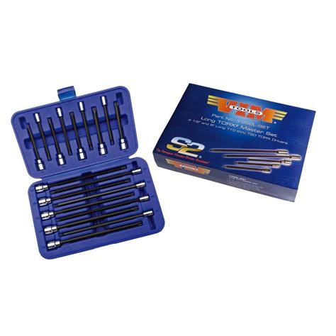 Home Depot L Sets by Vim Tools 18 Torx Blade Set Vimv458l Set