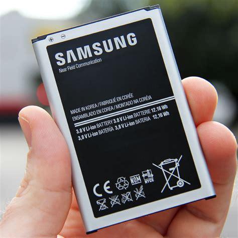 Battery Samsung Note 3 Original 100 samsung galaxy note 3 battery 3200 mah