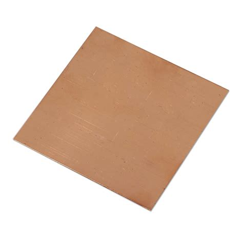 copper sheets for jewelry copper sheet 16 size 3x3 inch jewelry supplies