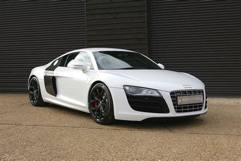 Audi 5 2 V10 by Used Audi R8 5 2 V10 Quattro Automatic Coupe Seymour Pope