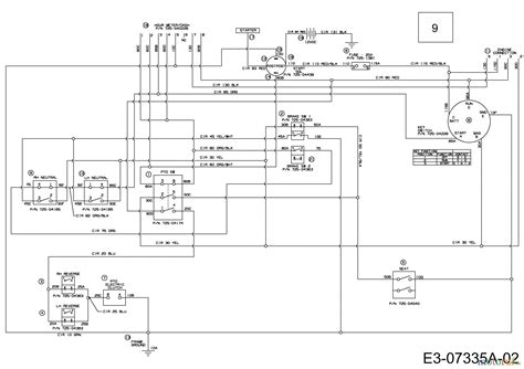 wiring diagram for cub cadet rzt 50 35 wiring diagram