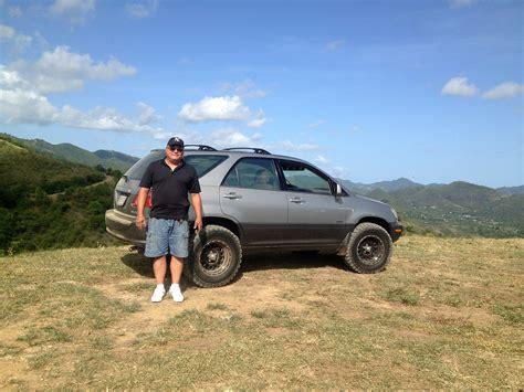 lifted lexus rx300 road rx300 99 03 lexus rx300 lexus owners