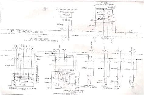 schema cablage inverseur groupe electrogene sch 233 ma inverseur de source automatique