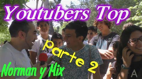 norman y mix spanish wismichu sorteo del c 243 mic norman y mix parte 2 youtube