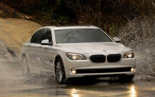 2011 Bmw 740li Premiere 2011 Bmw 740i And 740li Sedans Return To U S