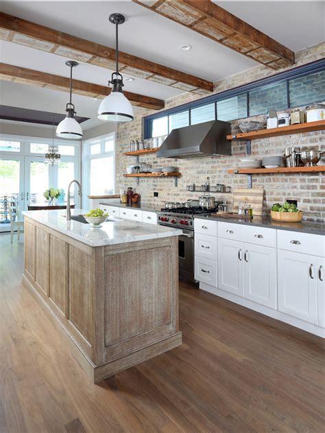brick kitchen interior design ideas home bunch interior design ideas
