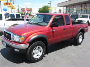Used Toyotas For Sale By Owner Used Toyota Tacoma For Sale By Owner 16 Cars At 4700