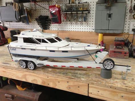 rc boat trailer diy rc boat trailer rc boats pinterest boats trailers