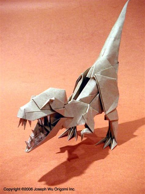 Origami Paper Perth - 25 best ideas about tyrannosaurus on jurassic