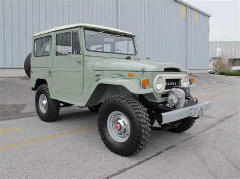 1970 toyota land toyota land cruiser fj40 1970 4 215 4 rare clean frame off