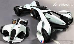 Future Bugatti Bugatti Morpheus Concept Is A Track Vehicle For The Bright