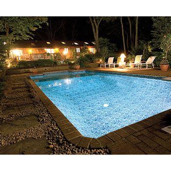 solar pool lights for inground pools nightlighter 50w ultra in ground pool light nl55