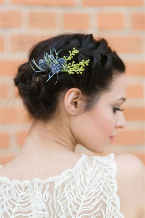 hair in spain spanish style wedding inspiration