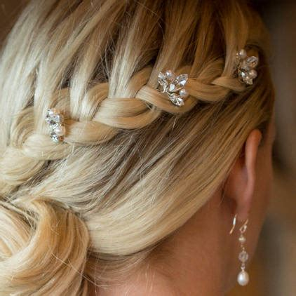 Vintage Wedding Hair Pins Uk by Set Of Downton Wedding Hair Pins By Chez Bec