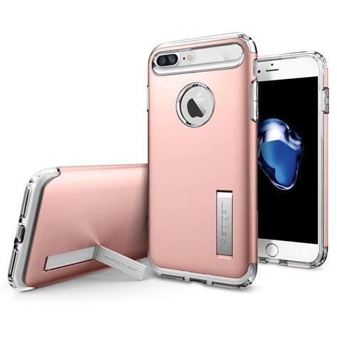 Spigen Slim Armor Apple Iphone 7 Plus 55 Gold spigen slim armor iphone 7 plus primegad