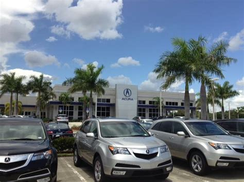 Mercedes Of Pembroke Pines Service by Acura Of Pembroke Pines Pembroke Pines Florida Fl