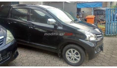 Toyota Avanza 1 3g 2012 2012 toyota new avanza 1 3 g mt hitam