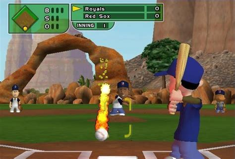 backyard baseball online game backyard baseball 2005 screenshots hooked gamers