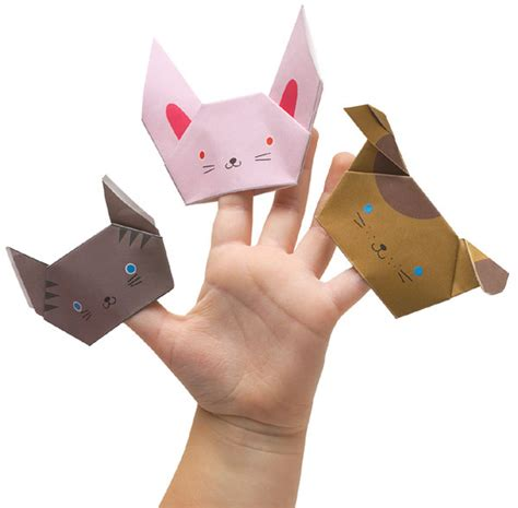 How To Make A Origami Puppet - 20 creative origami designs