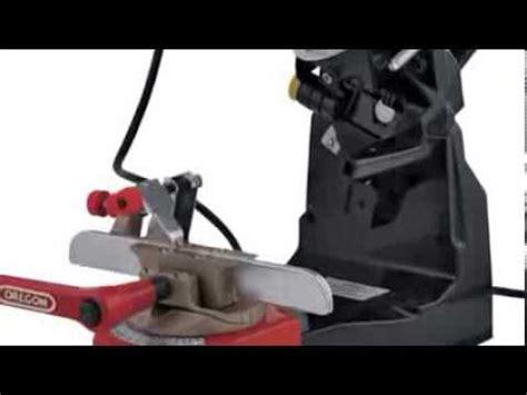 511ax bench chain grinder oregon 511ax saw chain bench grinder sharpener youtube