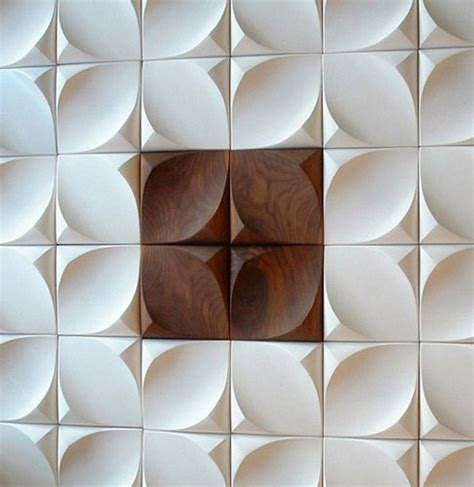 Relief Pattern Wall Tile | relief wall tiles by urbanproduct