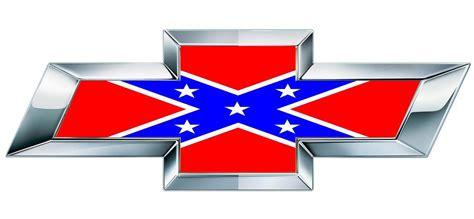 chevrolet flag chevy rebel flag chevy bowtie rebel flag emblem overlay