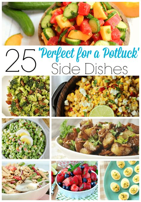 dish recipes for potluck 25 for a potluck side dishes your homebased