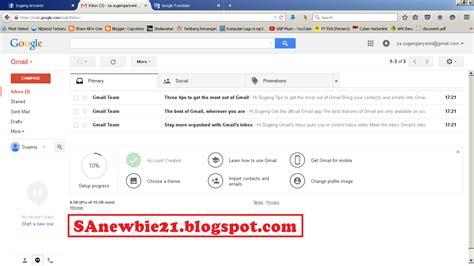 membuat profil gmail tutorial cara membuat atau merubah poto profil gmail sa