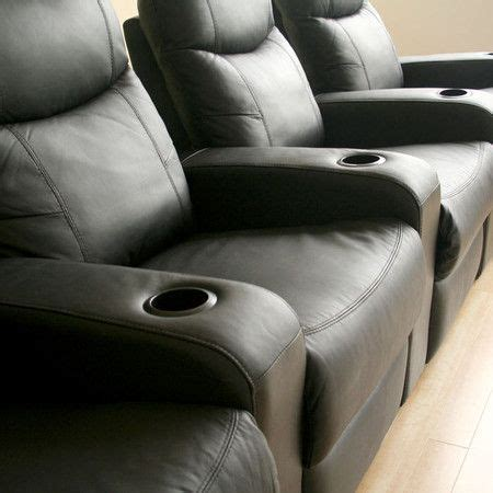 the best recliner ever 4 seat home theater recliners with cupholders best