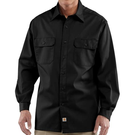 Kemeja Quiksilver Fresh Breather black button up shirt sleeve artee shirt