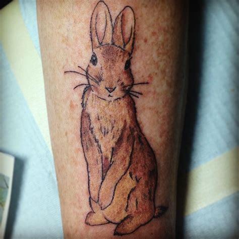 tattoo zoo 11 radiant rabbit tattoos