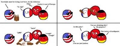 countryball rootbeer polandball know your meme
