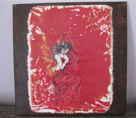 Decoupage Canvas - canvas decoupage decoupage