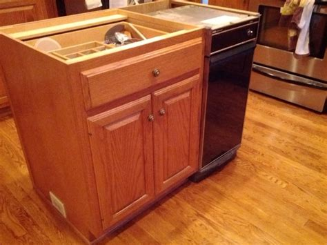 kitchen compactor original trash compactor in kitchen island removed and