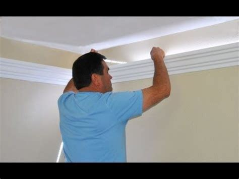 installing crown molding with led lighting install indirect lighting in crown molding by creative