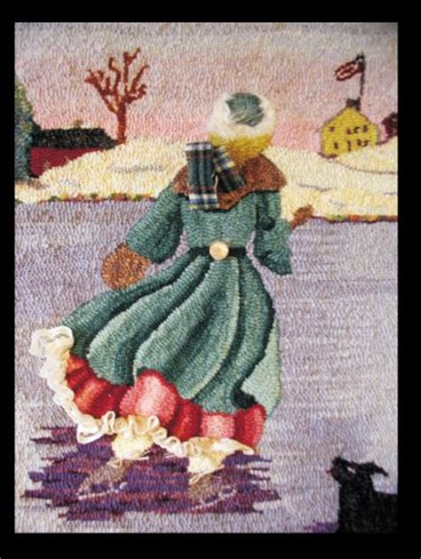 Eric Sandberg Rug Hooking by 1000 Images About Rug Hooking On Folk