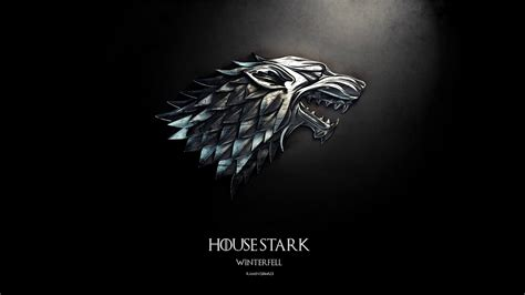 House Of Stark of thrones house stark theme