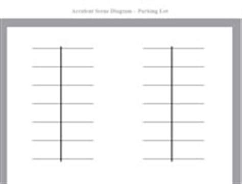 Parking Lot Accident Diagram Parking Free Engine Image For User Manual Download Parking Lot Layout Template