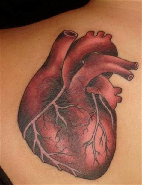 20 heart tattoos for men and women