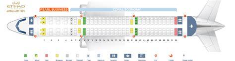 etihad airways seat map seat map airbus a321 200 etihad airways best seats in the