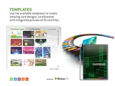 asure id templates cardpresso software id card printers from all major brands