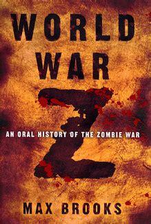 war of the worlds book report world war z