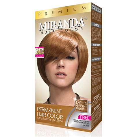 detil produk miranda magic hair color shoo of miranda