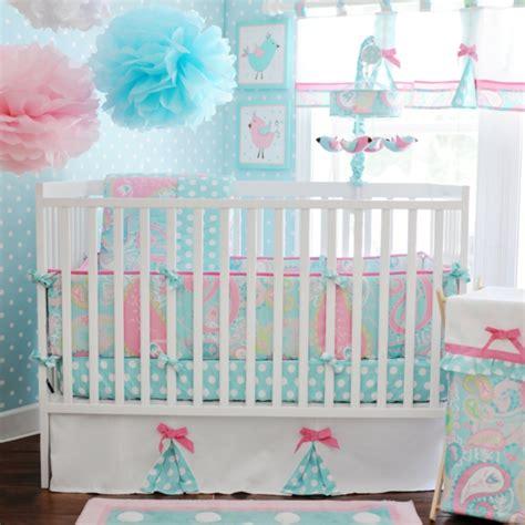 Supérieur Deco Chambre Gris Et Rose #4: rose-et-bleu-salle-%C3%A0-coucher-pour-le-b%C3%A9b%C3%A9-gender-resized.jpg