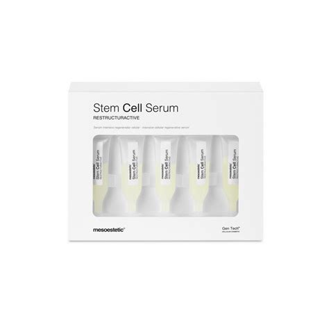 Serum Stem Cell mesoestetic stem cell restructurative serum the