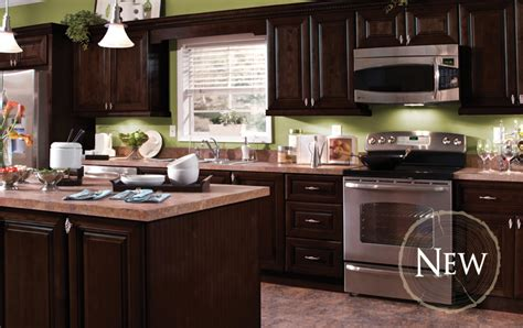 dark maple kitchen cabinets hawthorne cinnamon cabinet online