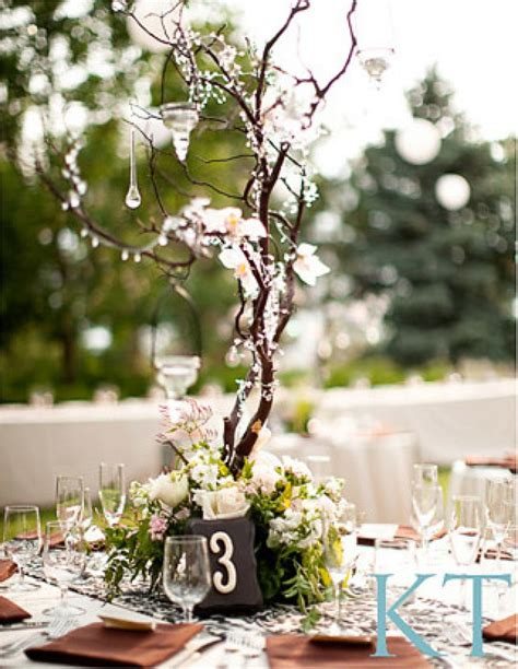decorating tree branches 30 chic rustic wedding ideas with tree branches tulle