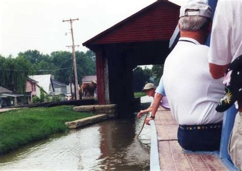 canal boat ride picture of metamora indiana tripadvisor - Metamora Canal Boat Ride