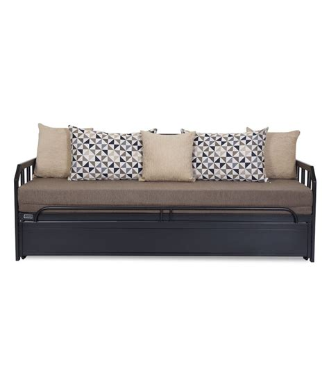 Sofa Come Bed Furniture Furniture Kraft Grey Modern Sofa Beds Available At Snapdeal For Rs 17999